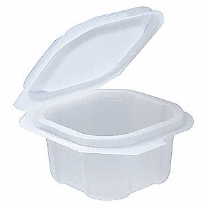 PORTION CUPS W/LID,4 OZ.,PK 900