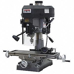 Jet Mill Drill Machine 2 Motor Hp 15 7 8 Quot Swing 150 To