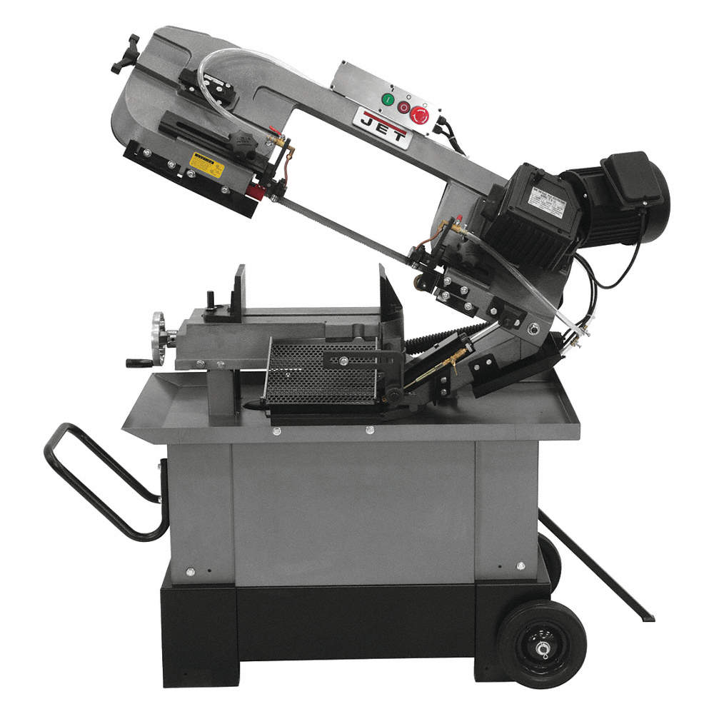 Jet 1 hp horizontalvertical band saw voltage 115230 max blade zoom outreset put photo at full zoom then double click greentooth Gallery