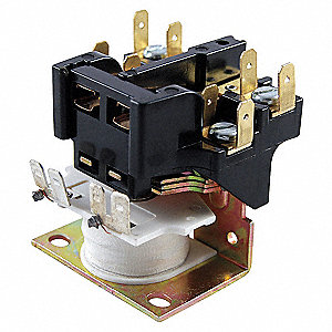 Magnetic Relay,24V Coil,30A