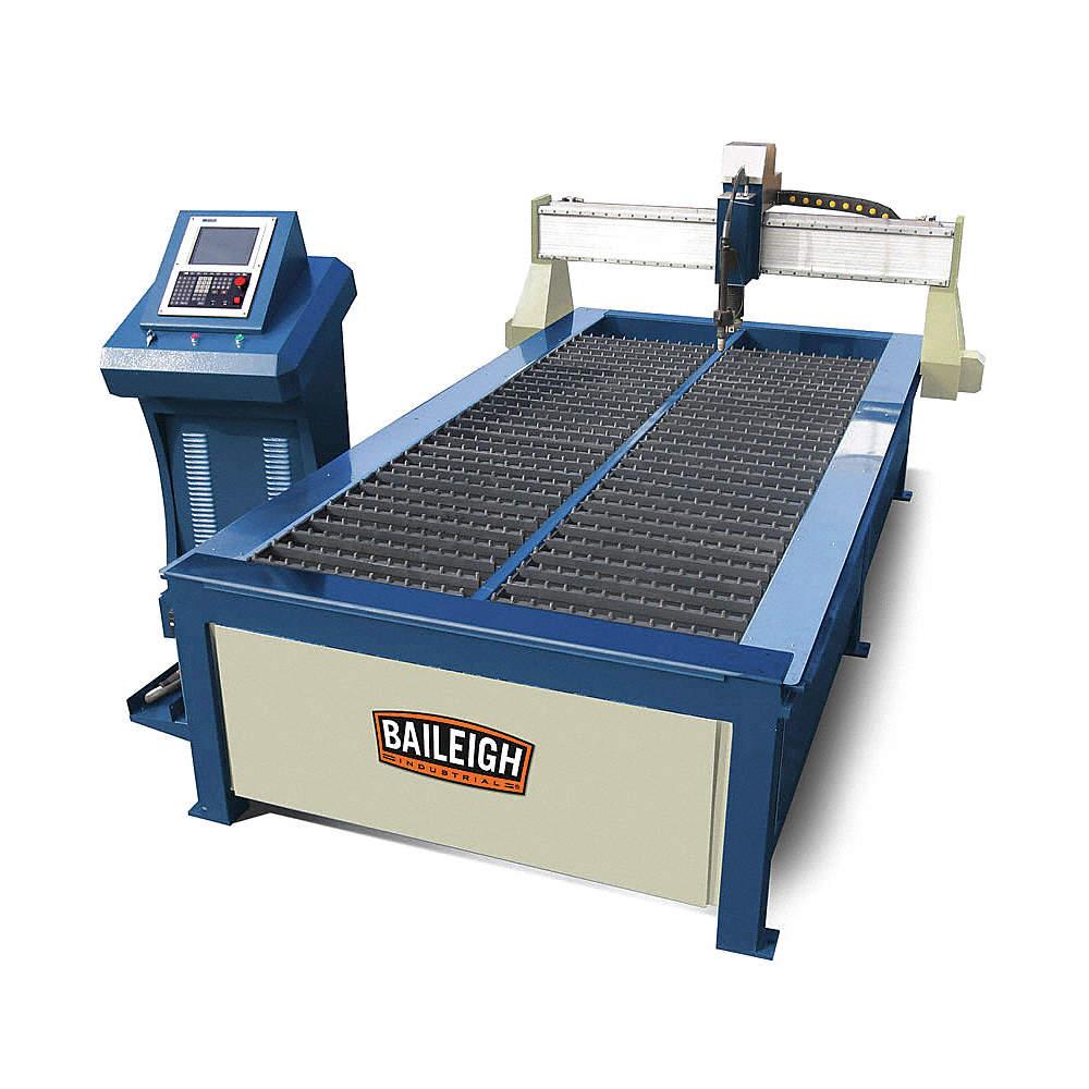 Baileigh Industrial Plasma Table Input Voltage 220 Single