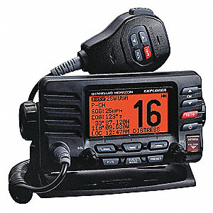 Two Way Radio, 156 to 163 MHz Frequency, VHF, 25 Output Watts, All USA, Intrternational and Canadian