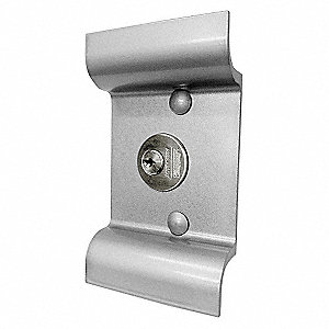Pull,Night Latch Pull w/Lock,Grade 1