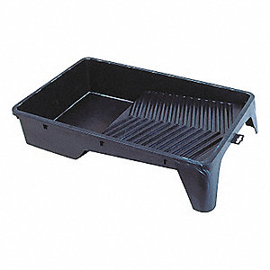 PAINT TRAY,5 QT.,HI DENSITY POLYETH