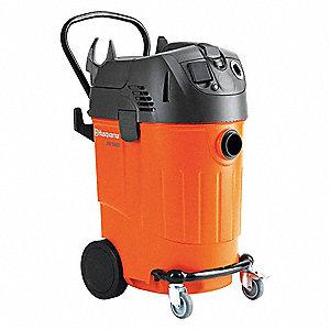 husqvarna concrete grinder vacuum, 1.9 hp, 115 v - 18g417|dc 1400