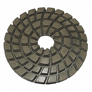 Resin Bond Polishing Pads, 3,000 Grit