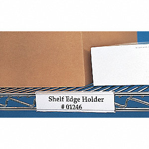 LABEL REPLACEMENT INSERT SHEETS PK