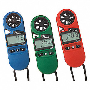 POCKET WIND METER, K3000