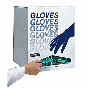 DISPOSABLE GLOVES,NITRILE,8,GREEN,P