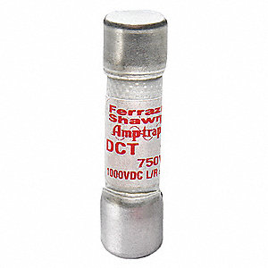 SEMICONDUCTOR FUSE,5 AMPS,1000VDC,D