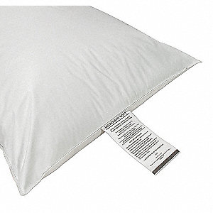 PILLOW,QUEEN,25X18 IN.,WHITE