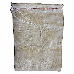 DRAWSTRING PARTS BAG,5X3-1/4IN,PK10