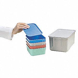 CONTAINER NESTING BOX BLUE 4 1/2 HX