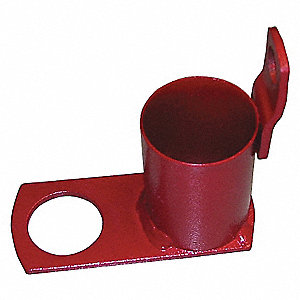 NOZZLE HOLSTER, FOR PETROLEUM DRUM