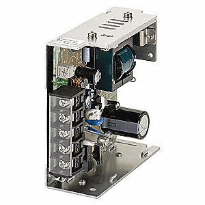 POWER SUPPLY,15W,5V,3A,DIN,OPEN FRA