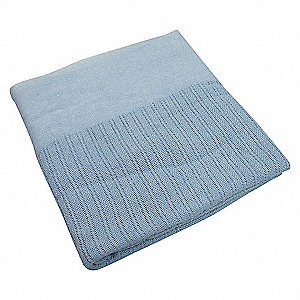 THERMAL BLANKET TWIN 66X90IN BLUE