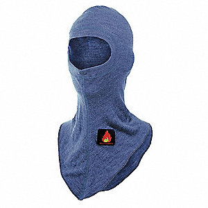 Flame Resistant Balaclava,Blue,Universal