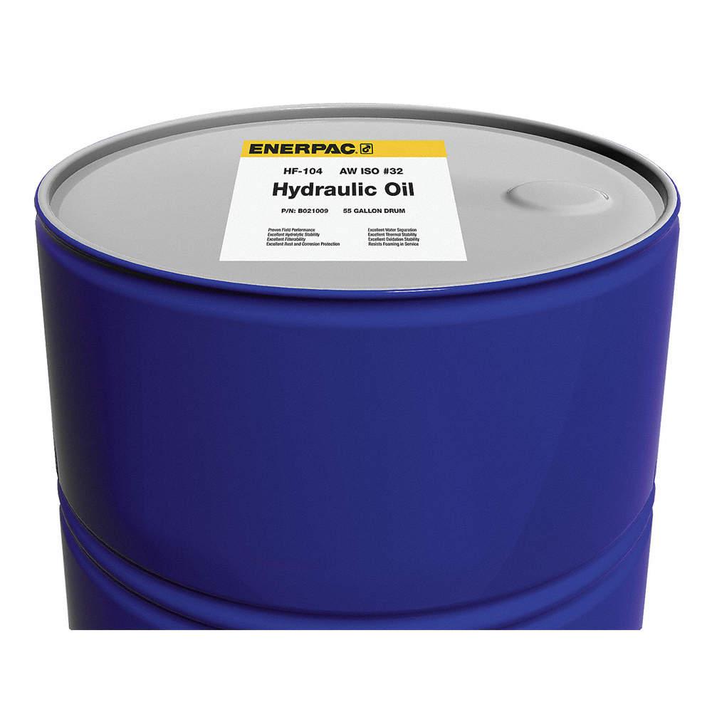 Hydraulic Oil, 55 gal  Drum, ISO Viscosity Grade : 32