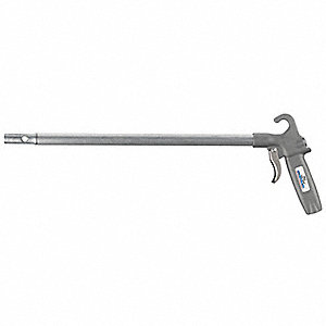 "Pistol Grip Air Gun, 18"" Extension"