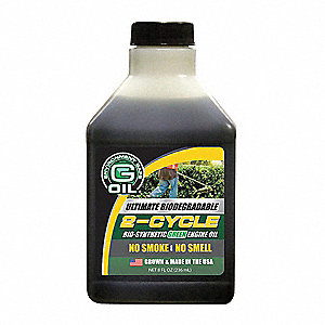 2 Cycle Engine Oil,8 Oz.