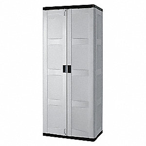 STORAGE CABINET,4 SHELVES