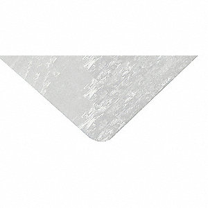 ANTI-FATIGUE MAT,SBR,PVC,GRAY,2 X 3