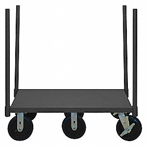 Pipe Stake Truck, 6-Wheel, 72x36