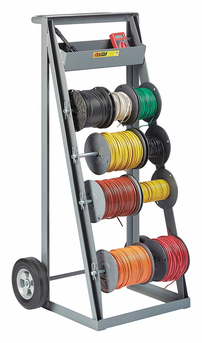 Wire Spool Carts