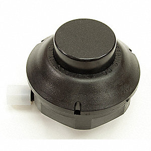 Foot Button Assembly For Use With Wash Fountains
