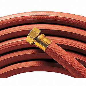 WATER HOSE,5/8 IN ID,25 FT L