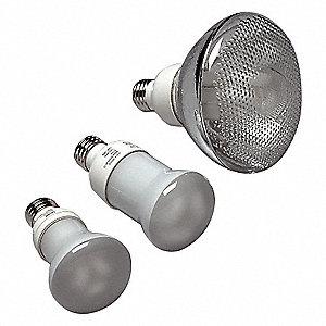 SCREW-IN CFL, 9W, NON-DIMM, 2700K