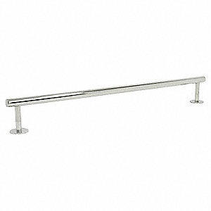 Towel Bar,Chrome,Modern Elegance,24In