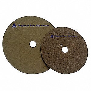 "12"" Cut-Off Wheel, 0.09"" Thickness, 1-1/4"" Arbor Size, Metalographic, Non-Ferrous Metal, PK10"