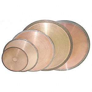 "8"" Wafering Blade, 0.035"" Thickness"