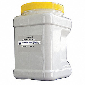 1 gal. Alumina Polishing Slurry, White