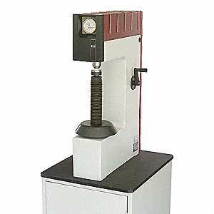 Twin Rockwell Tester,Analog