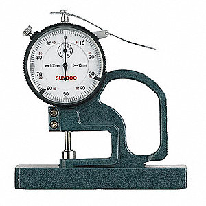 Thickness Gage,0-10mm