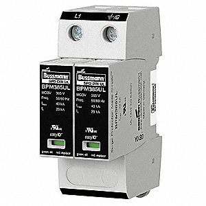 1 Phase Surge Protection Device, 240/480VAC