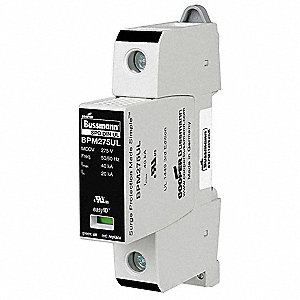 1 Phase Surge Protection Device, 120VAC