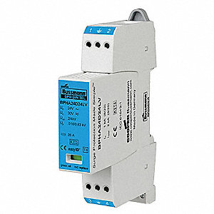 1 Phase Surge Protection Device, 120VAC/DC