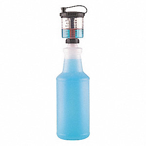 CHEMICAL MIXING DISPENSER,BOTTLES