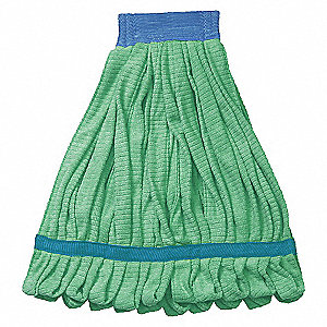 TUBE MOP, LARGE, GREEN, 18 IN.