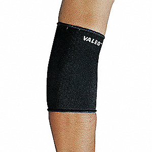 ELBOW SUPPORT,L,BLACK,PULL-OVER