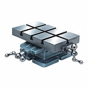 TABLE CROSS SLIDE 10X6