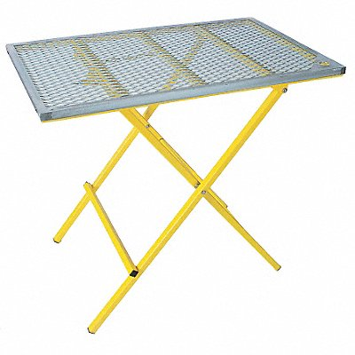 19F661 - Portable Welding Table 40x24 600 Lb Cap