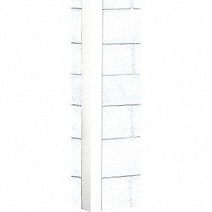 CG, WHITE 2X96IN, ADHESIVE MTG STRI