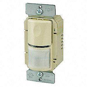 OCCUPANCY SENSOR,PIR,800/1200W,IVOR