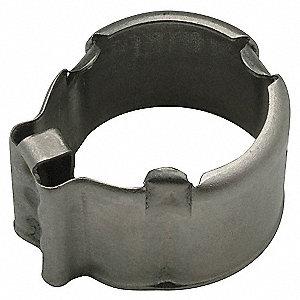 PEX CLAMP RING,RATCHET,1/2IN