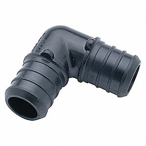 PEX ELBOW,BARB,1/2IN X 1/2IN