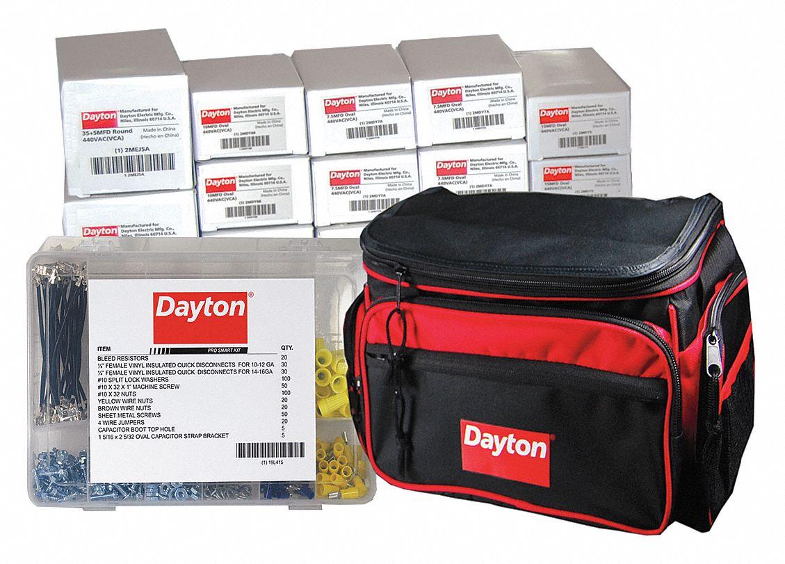DAYTON HVAC Service Kit,Number of Pieces: 21 - 19L413|19L413 - Grainger